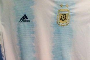 Se filtró la camiseta que usaría la Argentina en la Copa América 2019