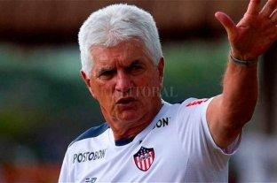"""""""Vengo a ser campeón"""",  dijo el nuevo DT de Colón"""