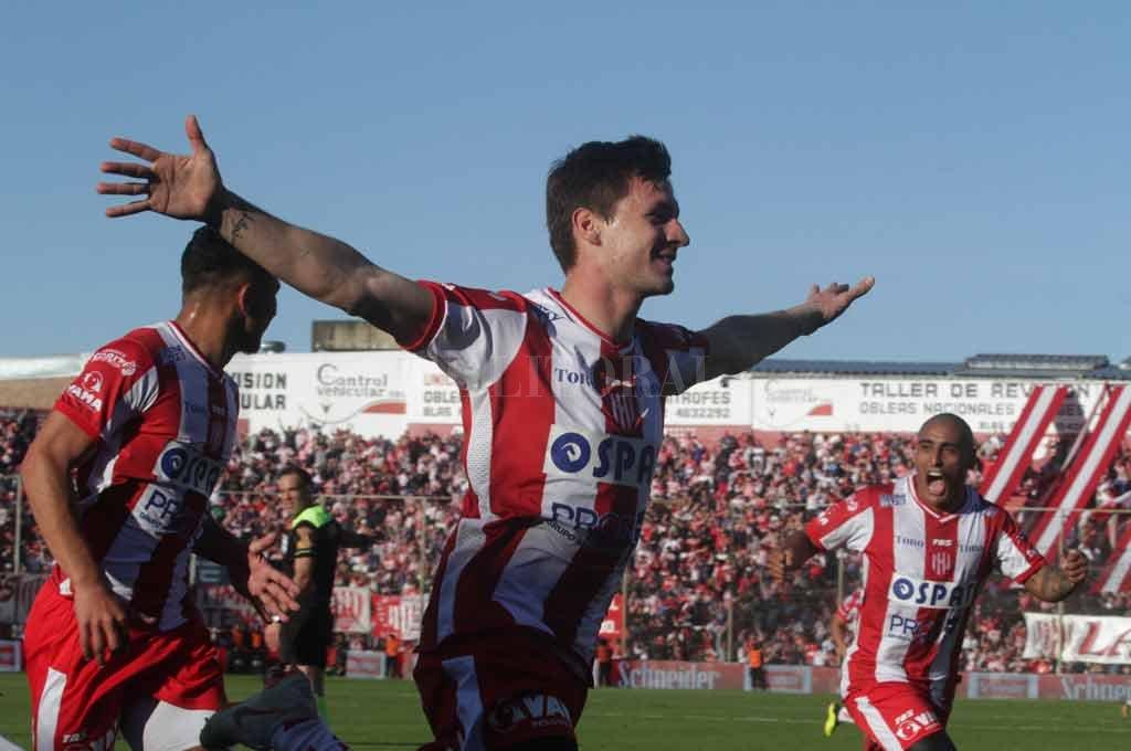 Unión llegó a un acuerdo con Olympiacos por Franco Soldano