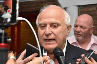 "Lifschitz: ""sería trágico para el país terminar entre Macri y Cristina Kirchner"""