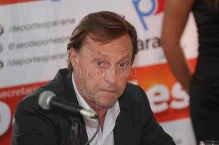 El intendente de Paraná será trasladado a la Fundación Favaloro
