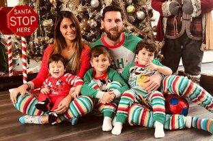 """Messi: """"Nos gustaría tener una niña"""""""