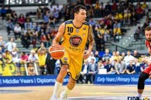 Carlos Delfino jugará en el Pesaro de Italia