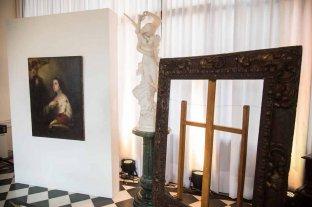 Tras ser robada hace 35 años, la pintura de Murillo volvió a Rosario