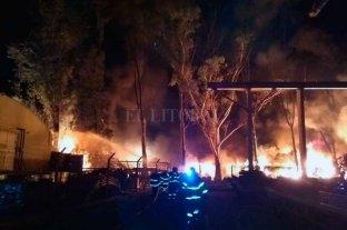 Incendio en fábrica de pinturas: ¿fue accidental o provocado?