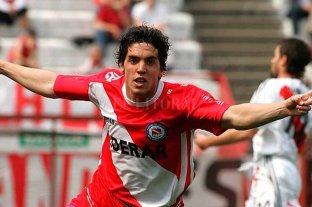 Hauche vuelve a Argentinos Juniors