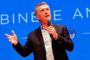Macri retoma su agenda en Bariloche