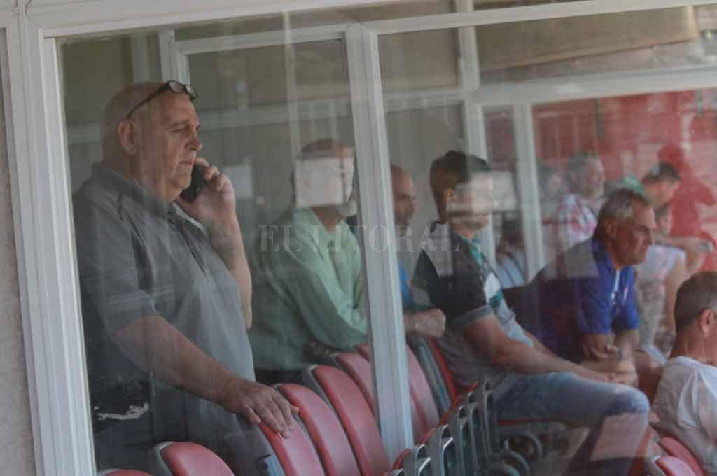 Hubo cuestionamientos para el presidente de Unión por la venta de Soldano <strong>Foto:</strong> Mauricio Garín