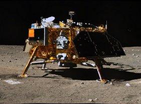 Otro hito de China: colocan una sonda en la cara oculta de la Luna