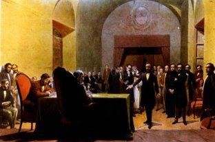 """Piden """"repatriar"""" un histórico cuadro y que esté en el Museo de la Constitución"""