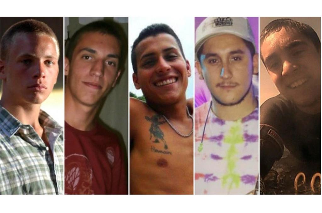 Los imputados por el delito son Lucas Pitman, Roberto Costa, Tomás Jaime, Emanuel Díaz y Juan Cruz Villalba <strong>Foto:</strong> Archivo