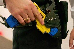 El Gobierno nacional compró las primeras 100 pistolas taser -  -