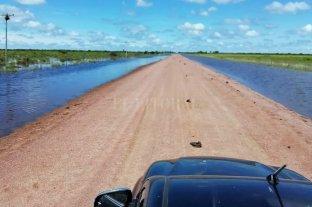 La provincia trabaja en las zonas del norte afectadas por las intensas lluvias
