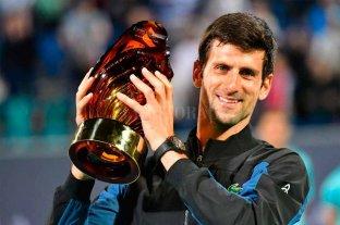 Djokovic sigue primero en el raking, Del Potro cayó al quinto lugar