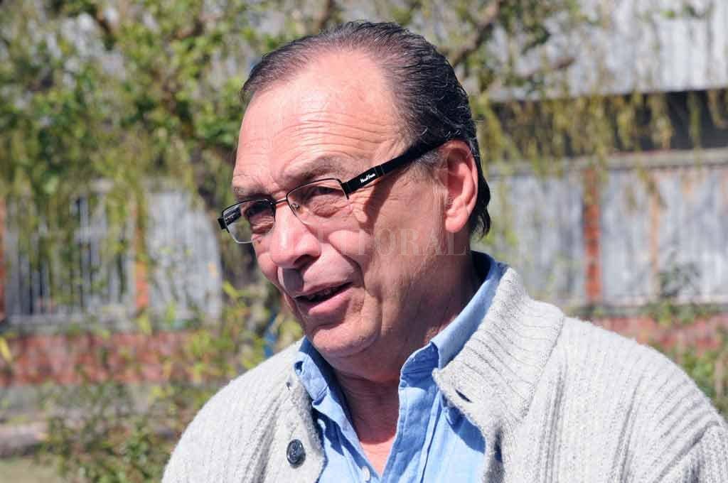 Jorge Fernández, ex vice ministro de Defensa de la Nación Crédito: Archivo El Litoral