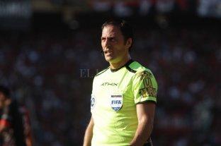 Mauro Vigliano será el árbitro de Unión - Boca en Mar del Plata