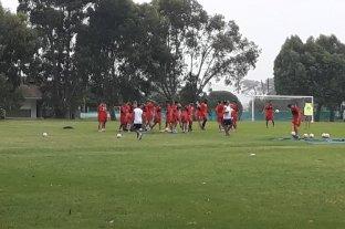 Comenzaron los entrenamientos de Unión en Mar del Plata