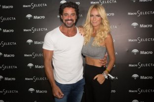 Se separaron Luciano Castro y Sabrina Rojas