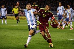 El primer amistoso del año de la Selección será contra Venezuela el 22 de marzo