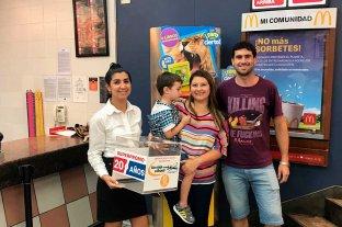 McDonalds anuncia el ganador del concurso por sus 20 años en Santa Fe