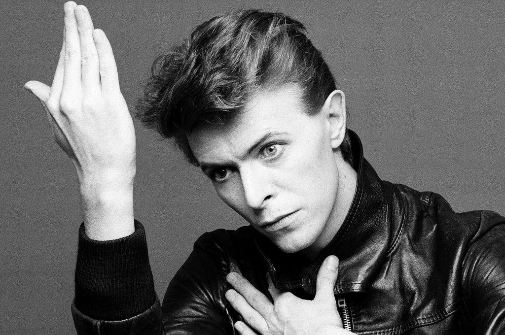 Bowie. Cumpliría 72 años, nació en 1947 en el sur de Londres.  Crédito: Archivo