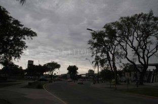 Lunes inestable y fresco en Santa Fe