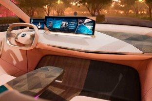 Un viaje virtual en el BMW Vision iNEXT