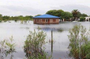 Lifschitz coordinó acciones  ante la emergencia hídrica