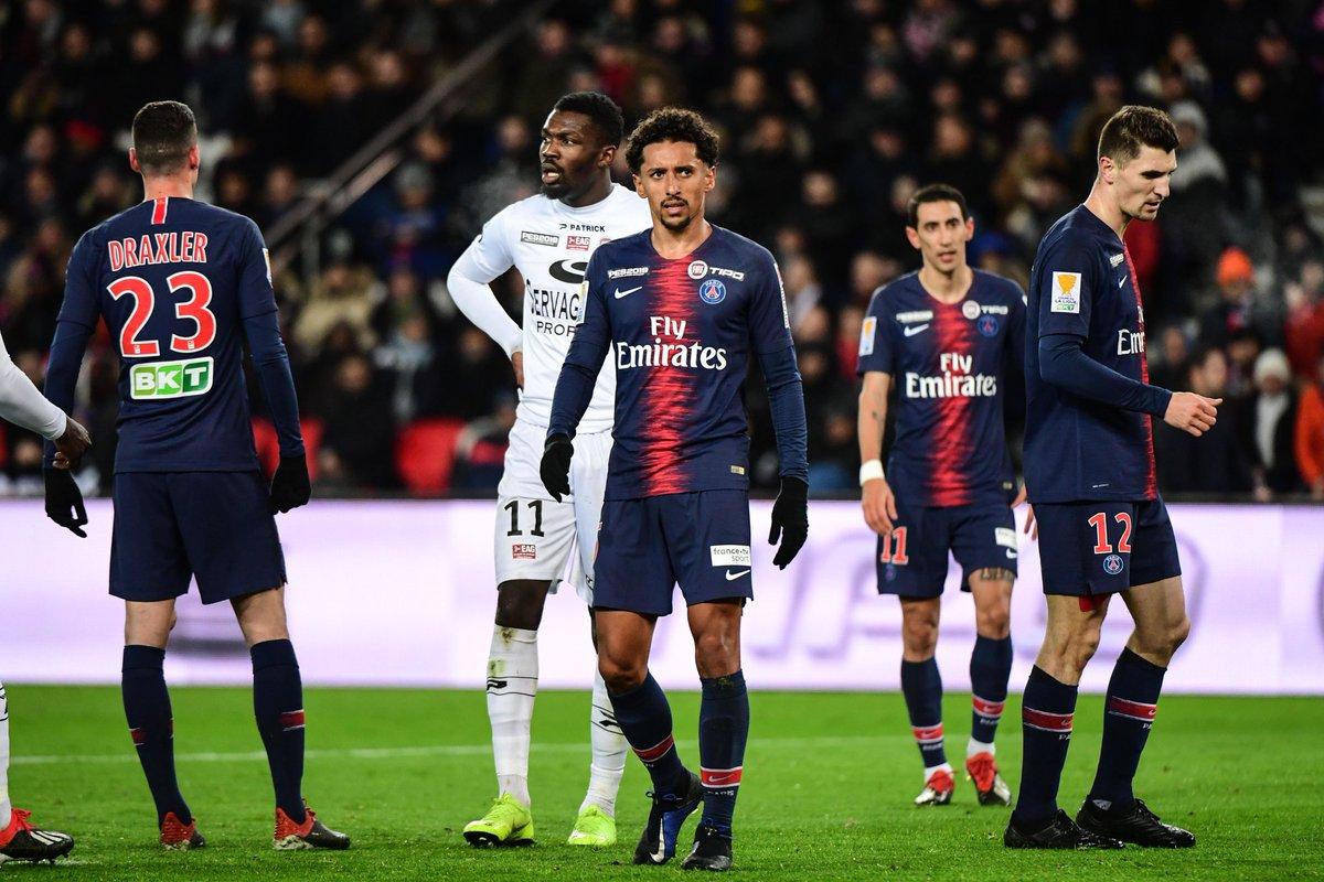 ¡Sorpresa en Francia! PSG, eliminado de la Copa de la Liga