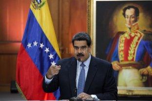 """Maduro llamó """"destructor de la Argentina"""" a Macri"""