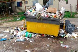 Preocupa la acumulación de basura en barrio El Pozo