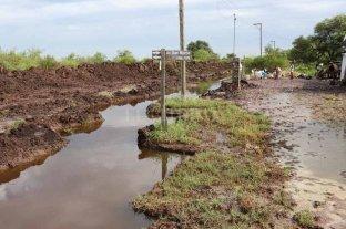 Giran aportes para localidades afectadas por el agua