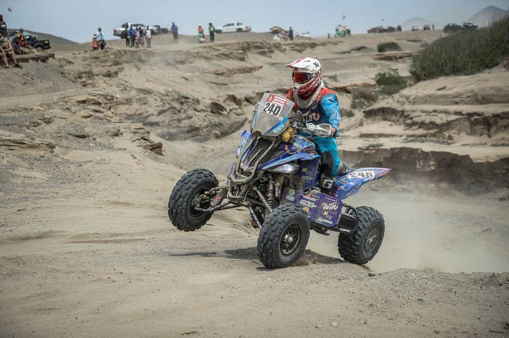 <strong>Foto:</strong> Twitter Dakar 2019