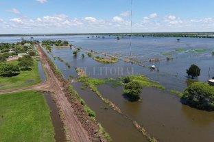La cantidad de evacuados por la emergencia hídrica supera los 220