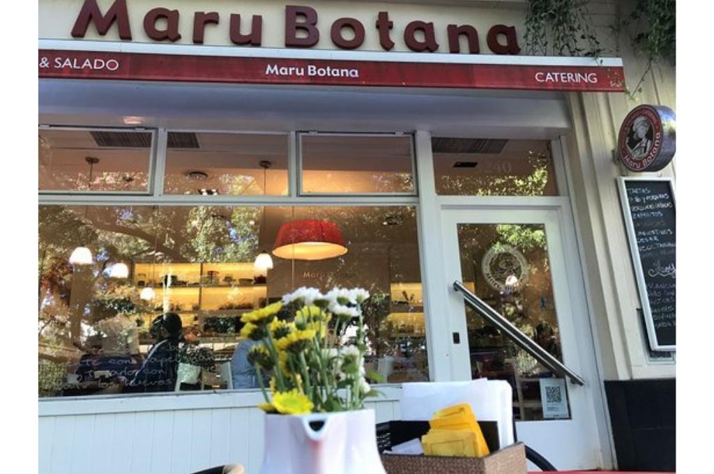 Local comercial de la cadena Dulce & Salado que se presenta como foco