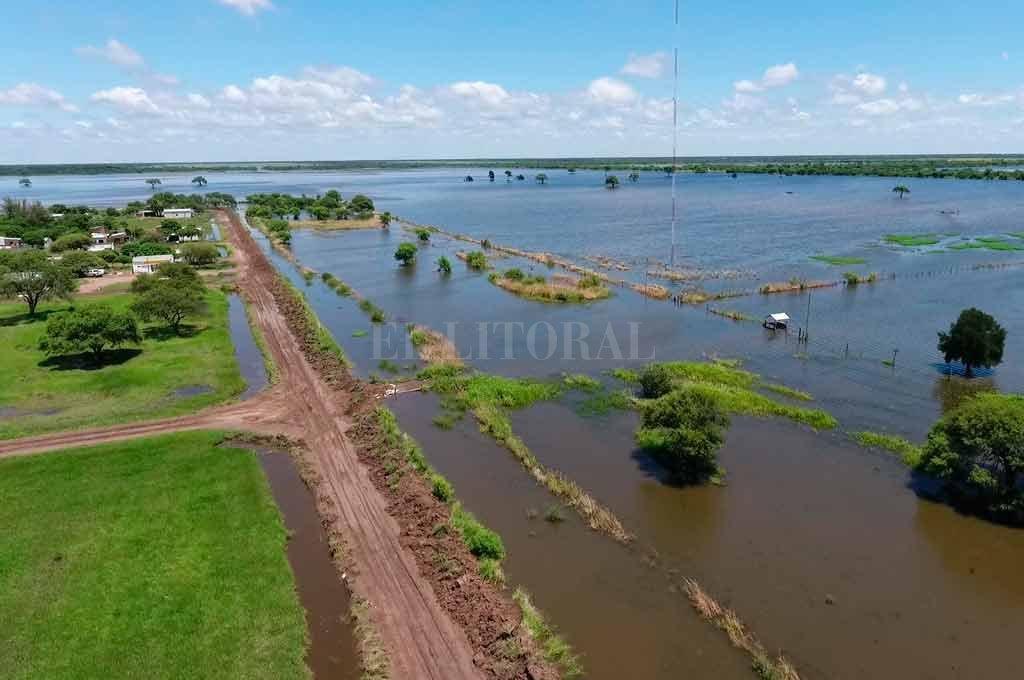 Temporal en el Litoral: ya hay cuatro muertos y 5 mil evacuados