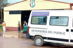 La Defensoría del Pueblo asiste a localidades afectadas por la emergencia hídrica