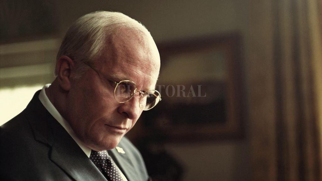 """Christian Bale como el ex vice presidente norteamericano Dick Cheney en """"Vice"""" escrita y dirigida por Adam McKay. Gentileza Annapurna Pictures"""