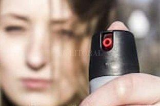 Cada vez más mujeres eligen el gas pimienta para defenderse
