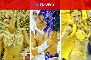 En vivo: mirá el Carnaval del País