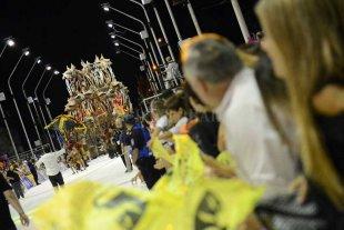 Gran noche de estreno  para el Carnaval del País