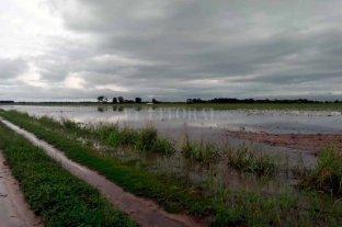 Inundación: respuesta de  la Casa Gris a ruralistas