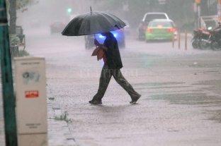 Alerta meteorológico: Continúan las lluvias este jueves -