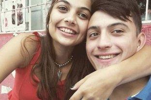 """El novio de Agustina la despidió con un conmovedor mensaje: """"Nos vamos a volver a encontrar"""""""