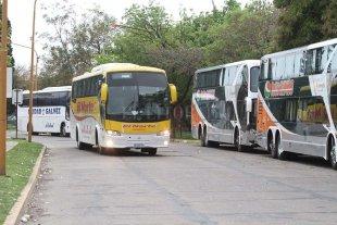 El próximo domingo aumentará el transporte interurbano -