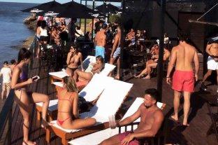 """""""Vaciaron"""" un parador de la playa: robaron unas 300 latas de cerveza -"""