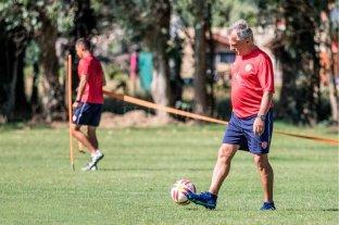 Madelón habló en la previa del partido con Boca - Madelón piensa el Unión que se viene para el 2019 -