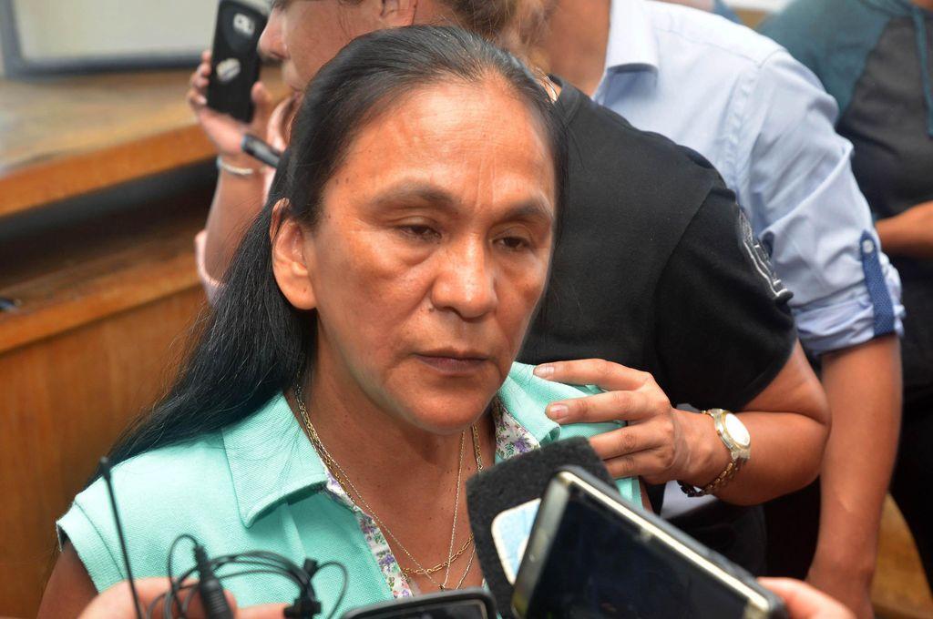 "Ordenaron la prisión preventiva para Milagro Sala en la ""Megacausa"""