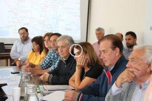 Ciciliani promete un trámite express para productores en emergencia -  -