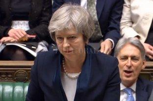 El Parlamento británico rechazó el acuerdo del Brexit de Theresa May -  -